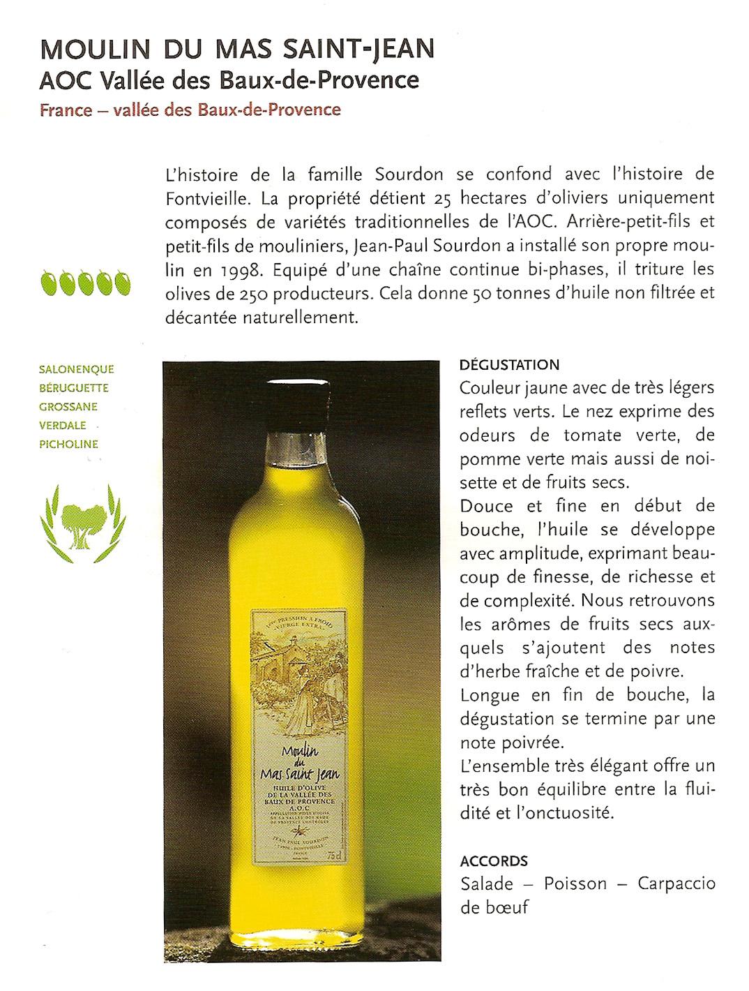 Moulin huile du mas saint jean - La poste salon de provence jean moulin ...